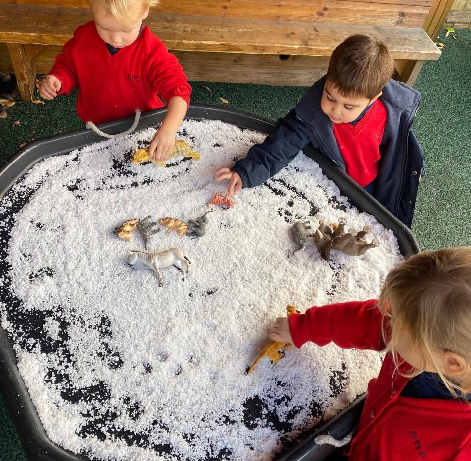 Nursery fun!