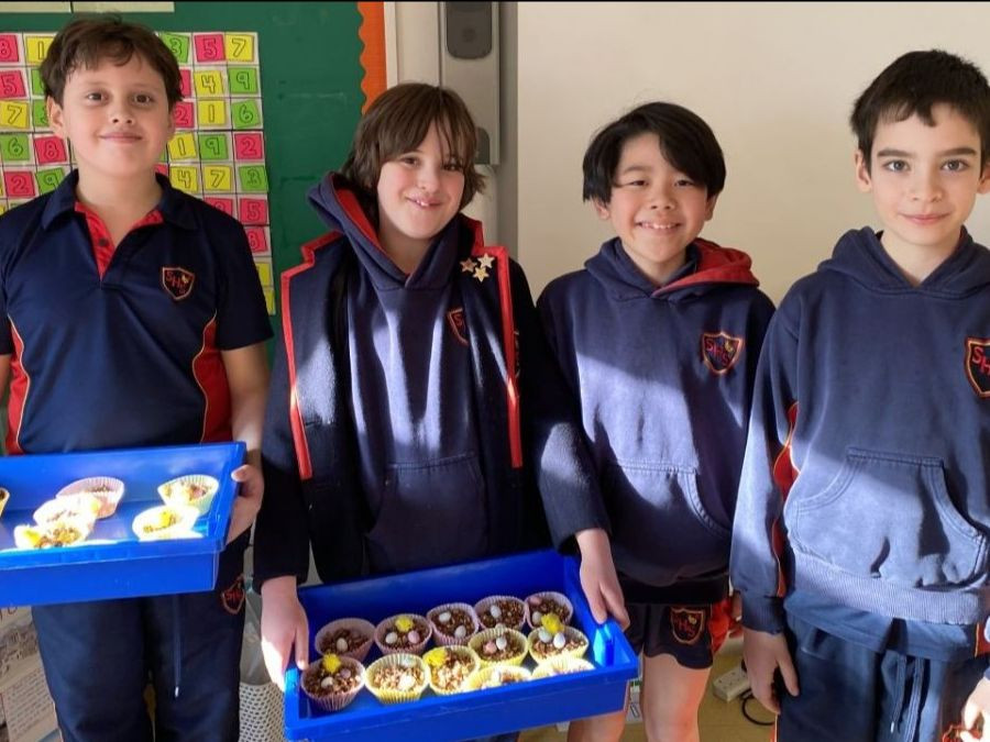 Year 5 Easter Nests