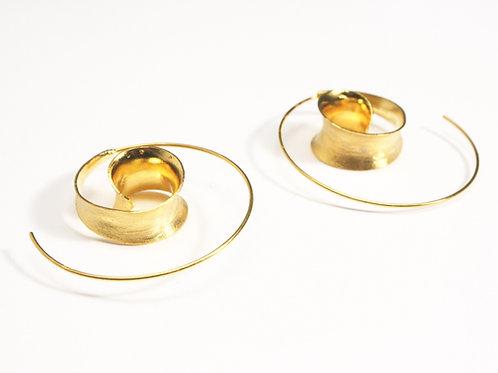 RING EARRINGS III