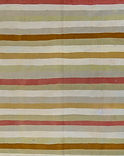 Striped Persian Kilim Rug