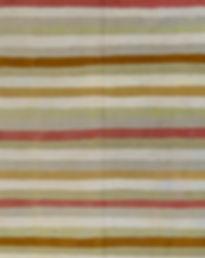 Striped Persian Kilim Rug