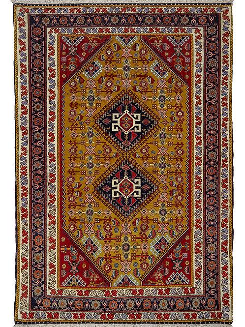 Fine Qashquli - 158 x 108cm