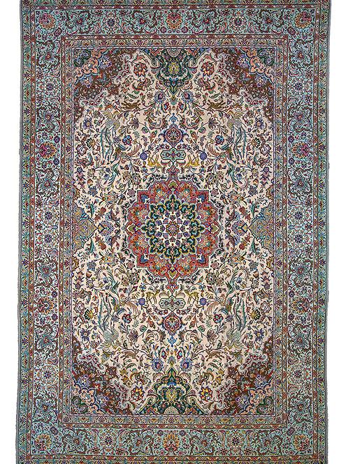 Fine Tabriz - 294 x 220cm