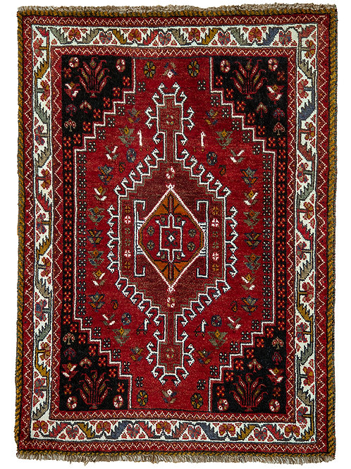 Fine Qashqai - 123 x 89cm