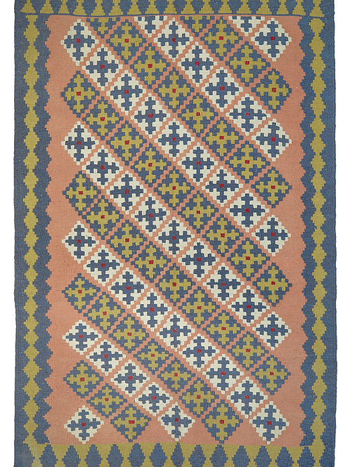 Colourful Persian Kilim Rug - 160 x 109cm