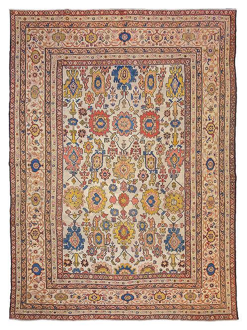 Antique Ziegler Mahal - 425 x 309cm