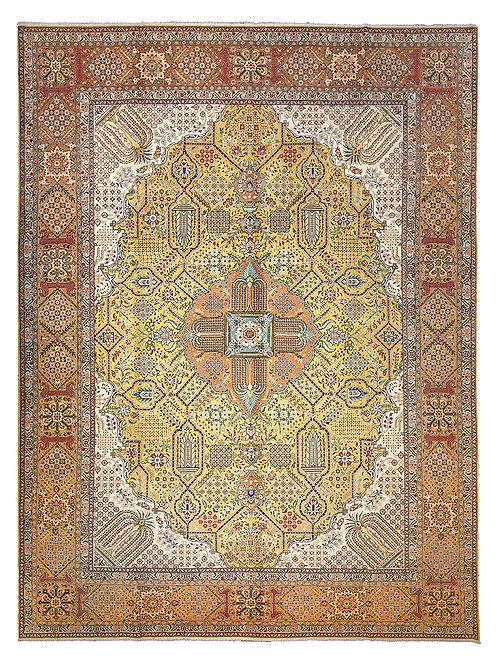 Fine Tabriz - 400 x 297cm
