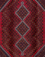 Tribal Design, Persian Bonat Rug