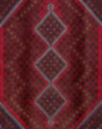 Tribal Design, Persian Bonat Rug