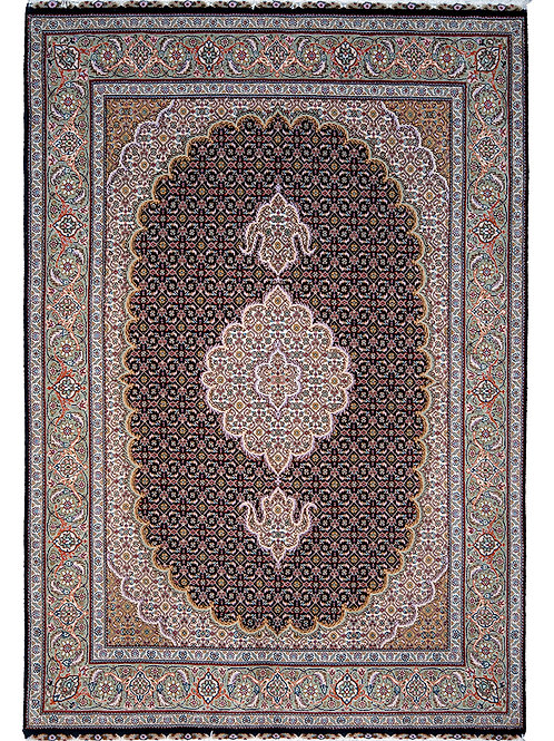 Fine Tabriz Mahi - 147 x 100cm
