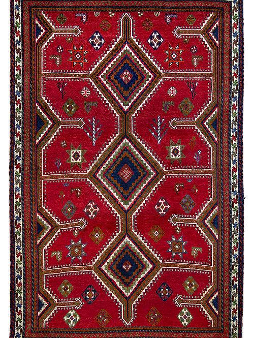 Fine Qashqai - 258 x 163cm