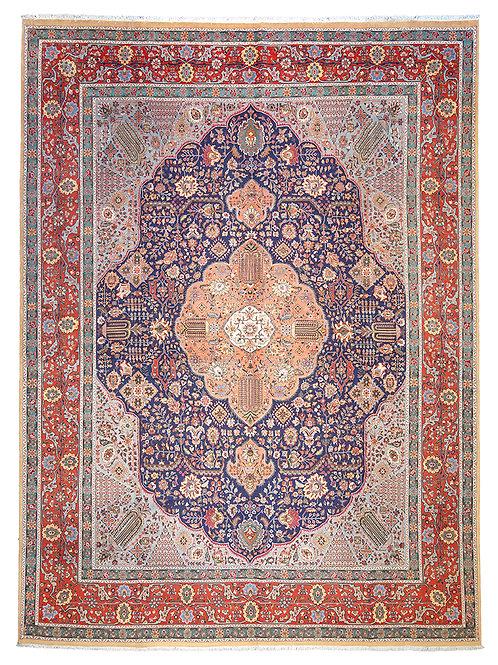 Fine Tabriz - 402 x 298cm