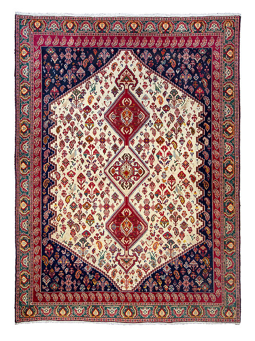 Fine Qashquli - 180 x 132cm