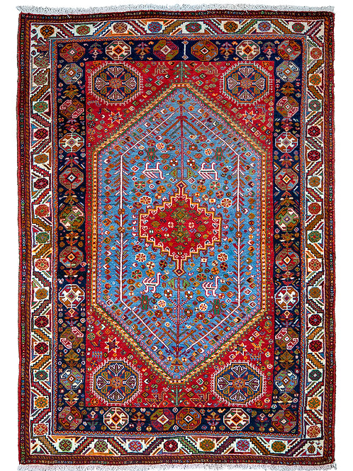 Fine Qashquli - 150 x 102cm