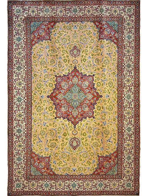 Fine Tabriz - 295 x 198cm