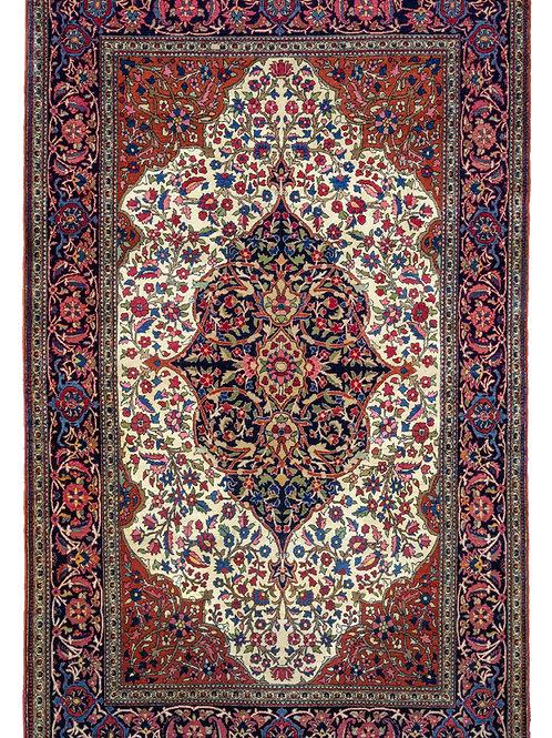 Antique Isfahan - 242 x 146cm