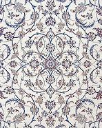 Persian Rug, Persian Nain Rug