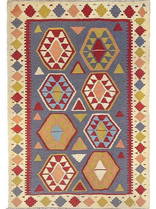 Persian Kilim Rug - 146 x 103cm