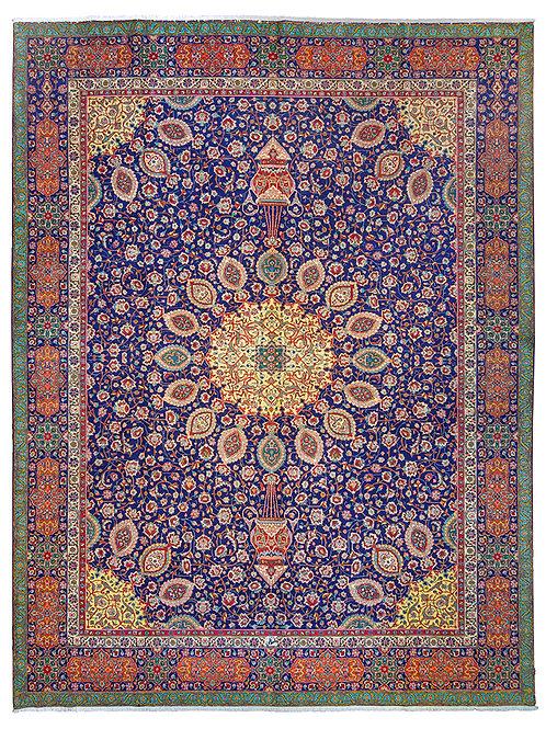 Fine Sheikh-Safi Tabriz - 395 x 298cm