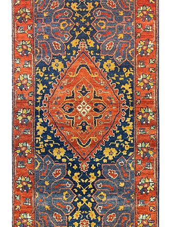 Fine Tabriz Dynasty - 305 x 79cm