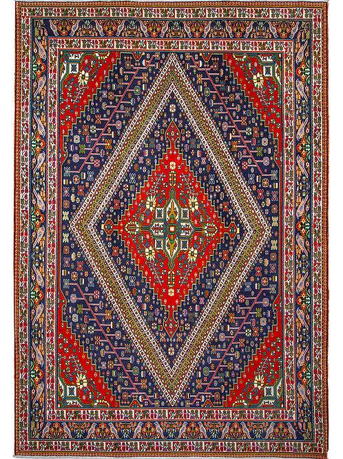 Fine Qashquli - 288 x 198cm