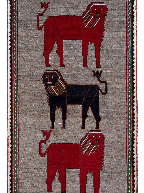 Three Lions Iman Lo - 230 x 140cm