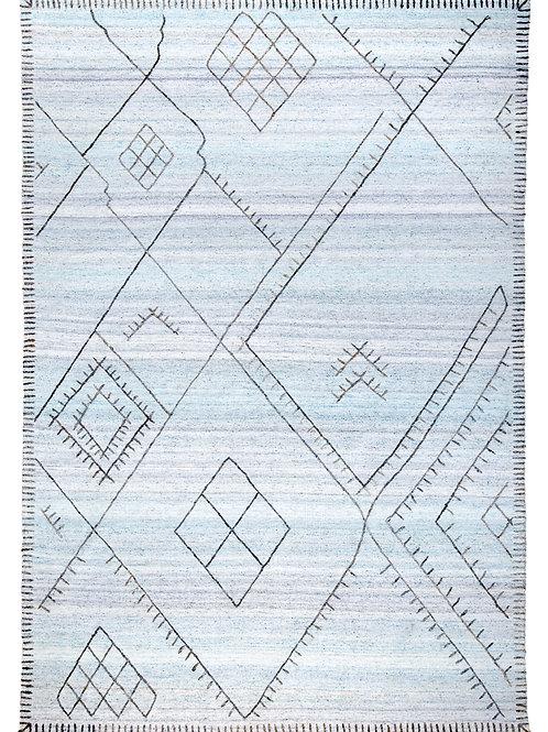 Embroidered Kilim - 230 x 160cm