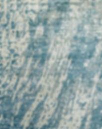 Abstract Pattern, Indian Viscose Rug