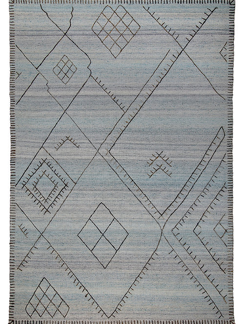 Embroidered Kilim - 230 x 160cm