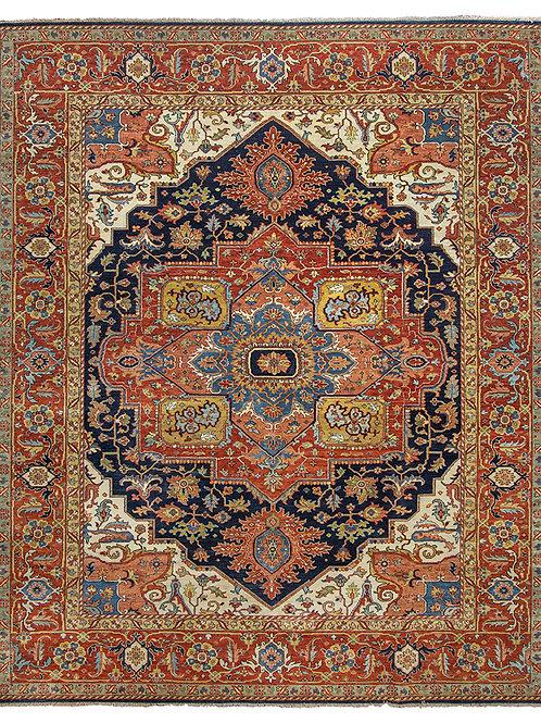 Heriz - 293 x 241cm