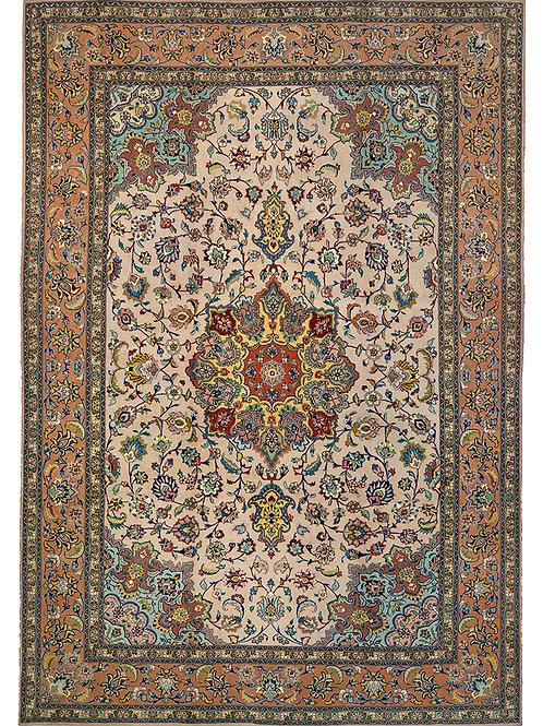 Fine Tabriz 50 Raj - 300 x 207cm