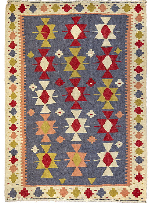 Persian Kilim Rug - 142 x 103cm
