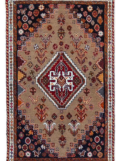 Fine Qashqai - 102 x 63cm