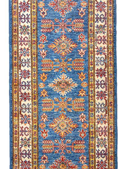 Fine Kazak - 186 x 64cm