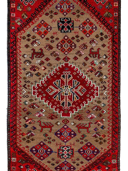 Fine Qashqai - 119 x 62cm