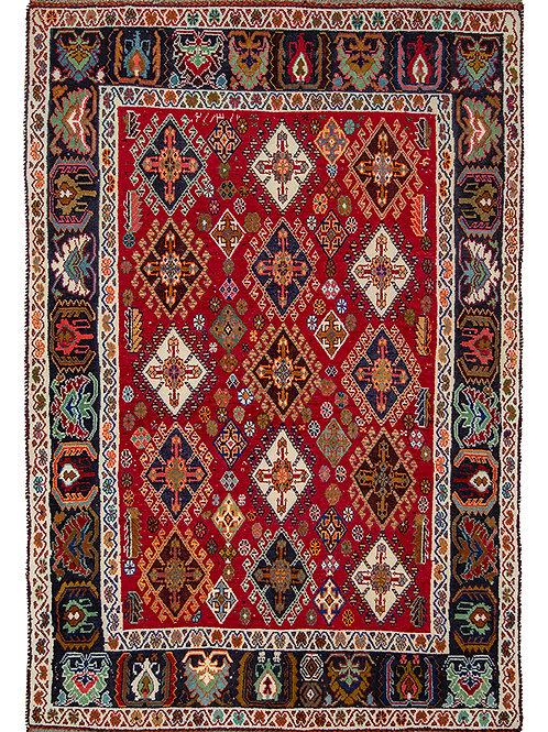 Fine Qashquli - 200 x 125cm