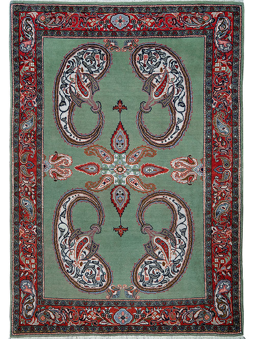 Fine Sarouk - 153 x 106cm