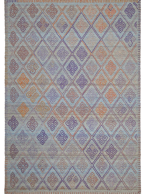 Emboidered Kilim - 230 x 160cm