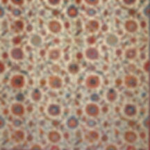 Floral Pattern, Persian Tabriz Rug