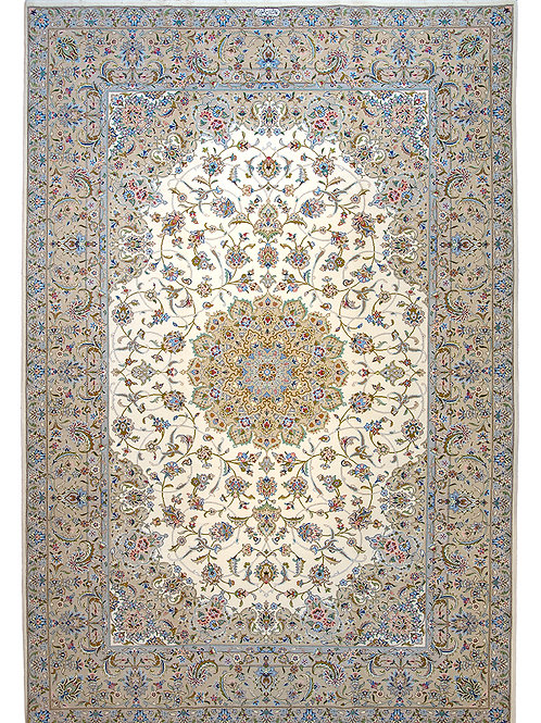 Fine Kashan - 302 x 210cm