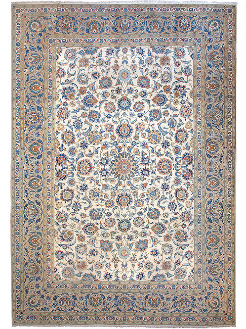Kashan - Size: 372 x 254cm