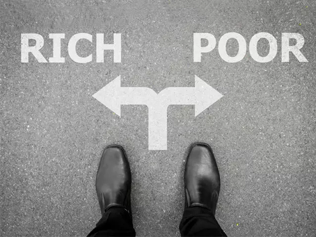 6 Ways to Make Sure You NEVER Get Rich