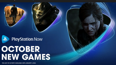 PlayStation Now October Games Announced