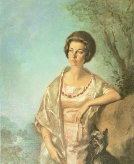 Doña Sofía, reina de España