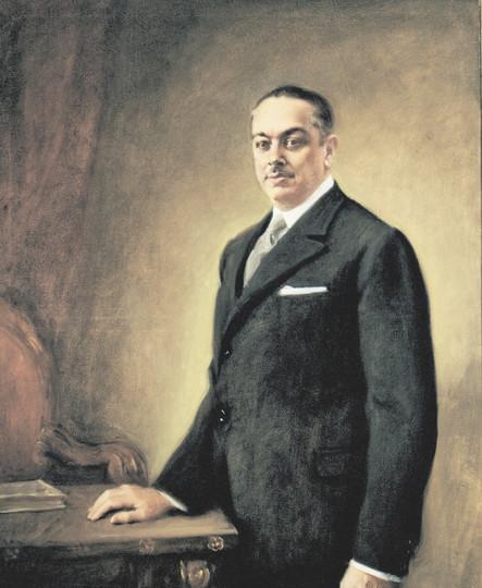 Diego Martínez Barrios, presidente del Gobierno