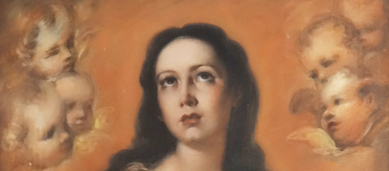 Copia de La Concepción de Murillo