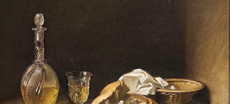 Bodegón sobre mesa