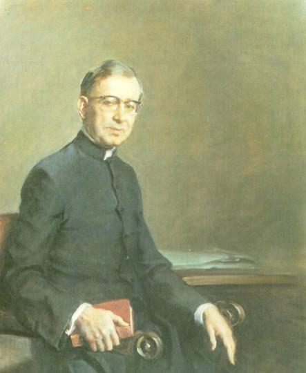 José María Escribá de Balaguer, fundador del Opus Dei