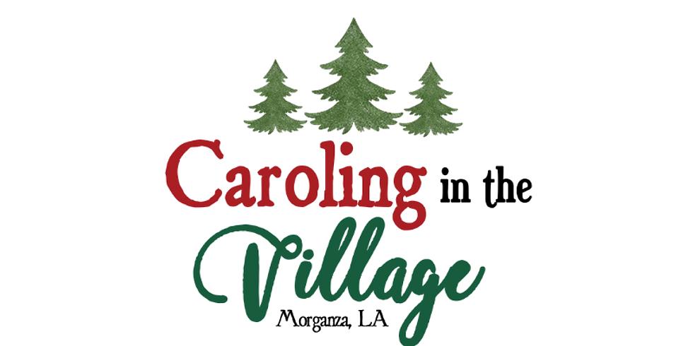 Caroling in the Village