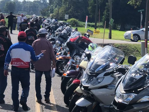 50 years later, choppers take over Morganza again - this time for 'Easy Rider' festival